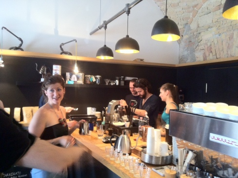 From the AeroPress workshop (July 14 2013)